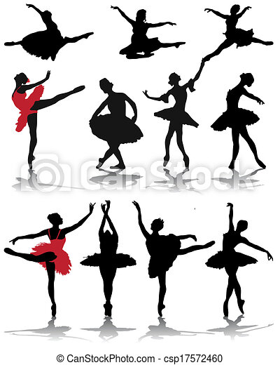 ballerines, 2 - csp17572460