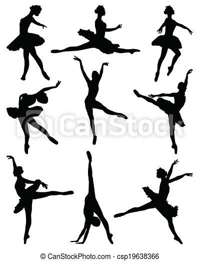 ballerines - csp19638366