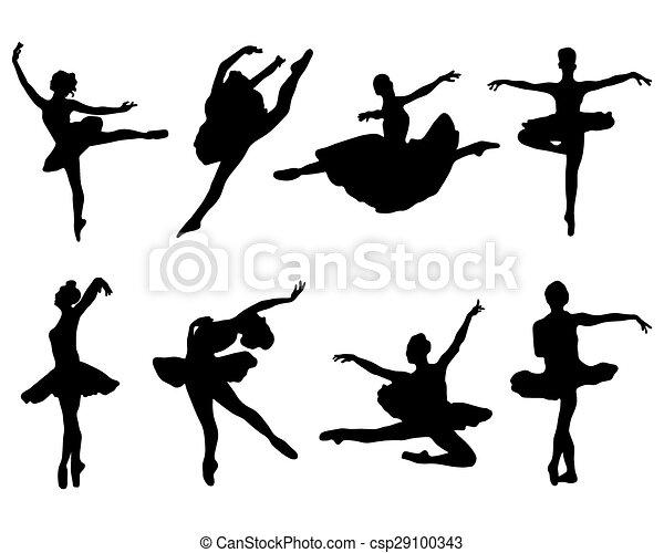 ballerines - csp29100343