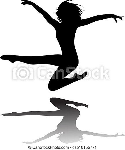 ballerino, balletto - csp10155771