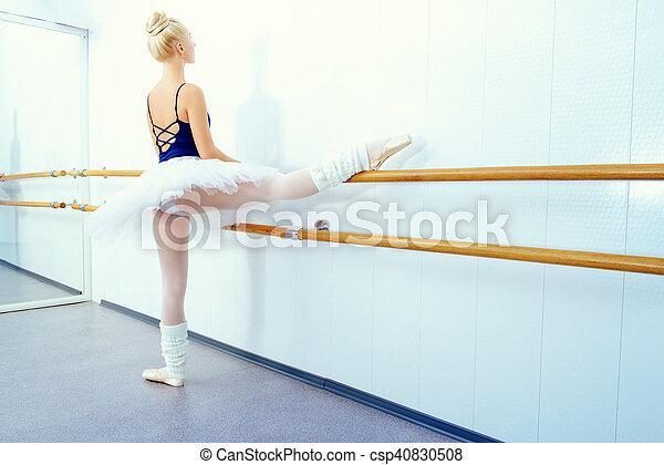 ballet class - csp40830508