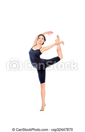 ballet dancer - csp32447870
