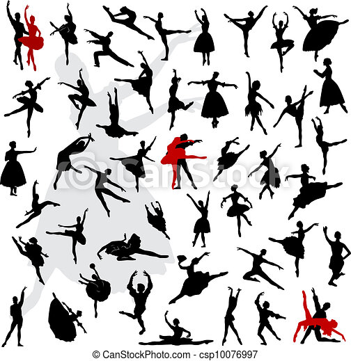 ballet - csp10076997