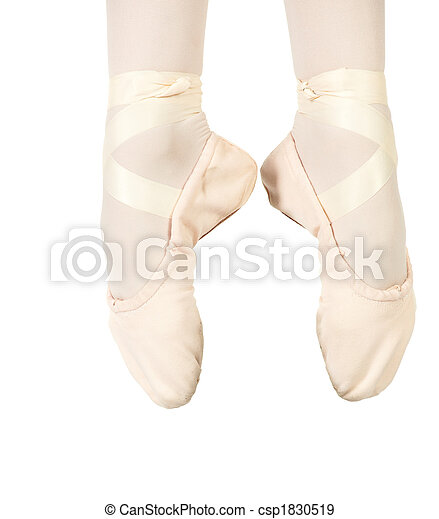 ballet feet positions young female ballet dancer showing various