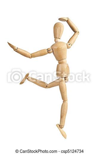 Ballet - csp5124734