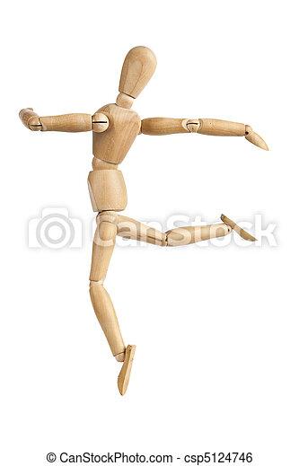 Ballet - csp5124746