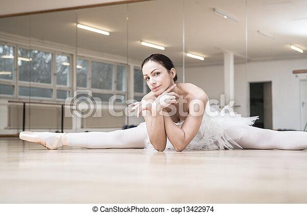 Ballet - csp13422974