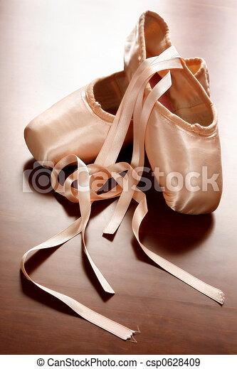 Ballet Shoes  - csp0628409