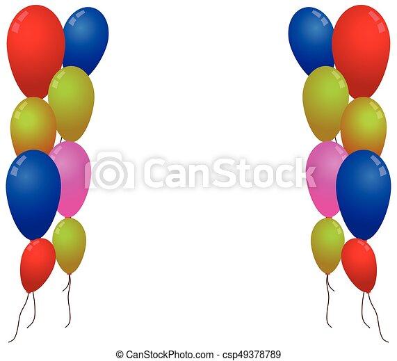 ballons - csp49378789