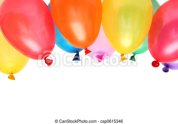 ballons - csp0615346