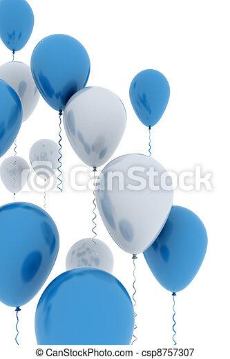 ballons - csp8757307