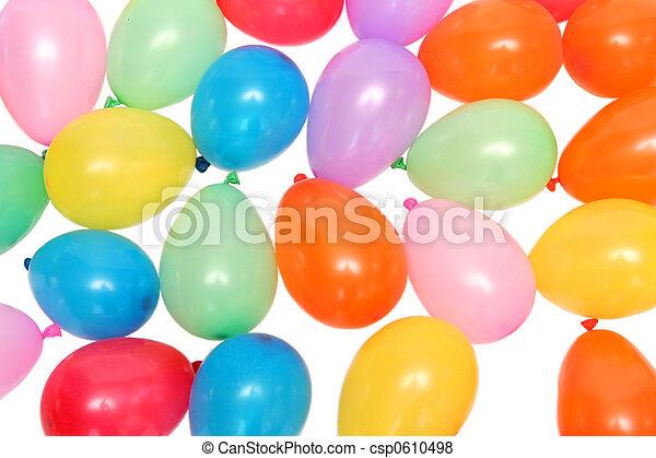 ballons - csp0610498