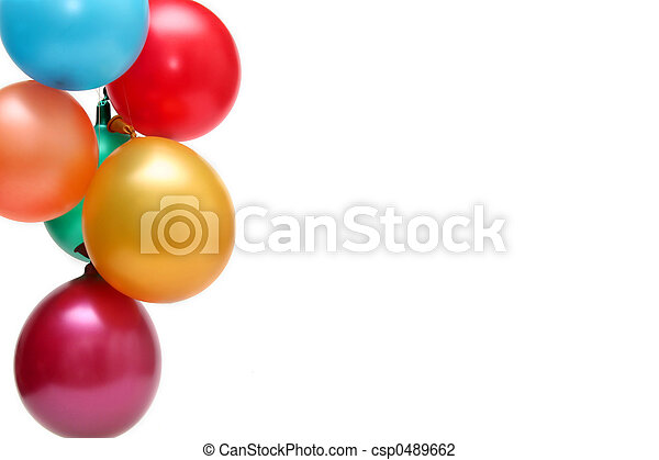 ballons - csp0489662