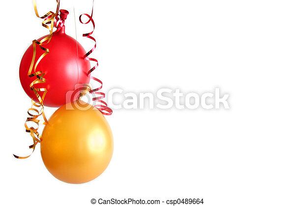 ballons - csp0489664