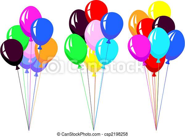ballons - csp2198258