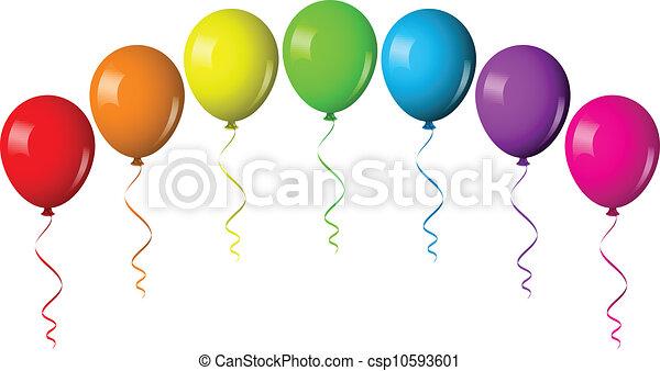 balloon arch - csp10593601