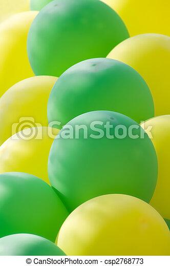 balloon background - csp2768773