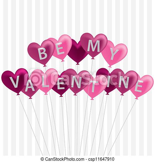 Balloon Card - csp11647910