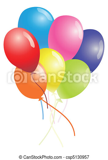 balloons - csp5130957