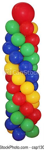 Balloons - csp13073478
