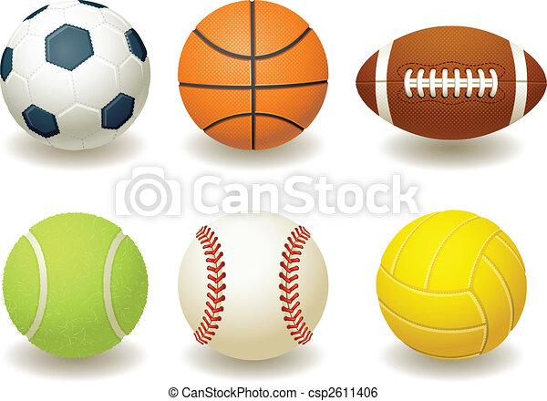 Balls - csp2611406