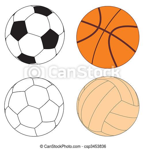 Balls - csp3453836