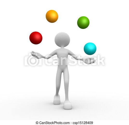 Balls - csp15128409