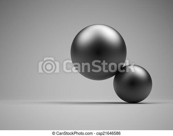 Balls in balance - csp21646586