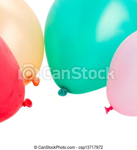 baloons - csp13717972