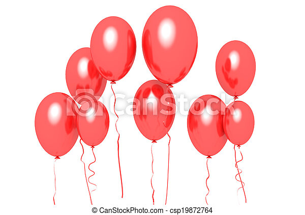 baloons - csp19872764