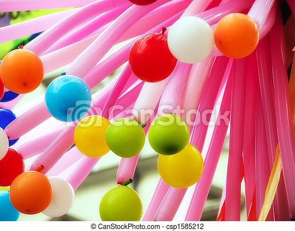Baloons - csp1585212
