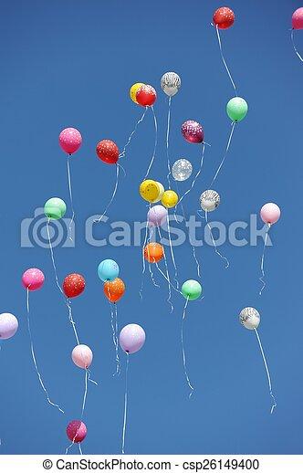 baloons - csp26149400