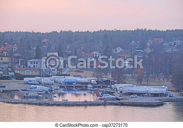 Baltic sea - csp37273170