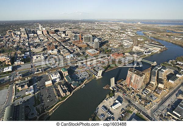 Baltimore, Maryland. - csp1603488