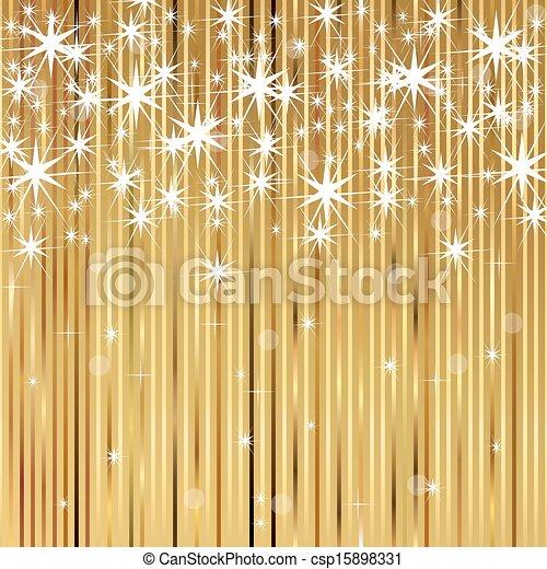 baluginante, fondo, stelle - csp15898331