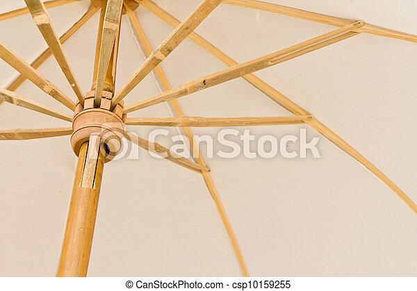 venta caliente real reputación confiable llegando bambú, paraguas