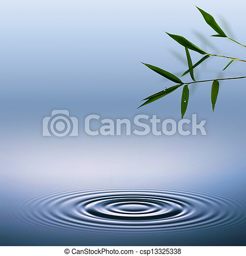 Bamboo. Abstract environmental backgrounds - csp13325338