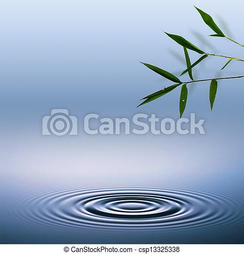Bamboo. Abstract environmental backgrounds - csp13325338