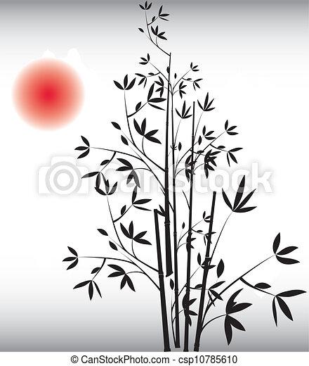 bamboo. - csp10785610
