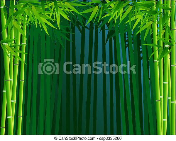 bamboo forest background vector clipart search