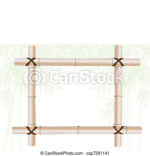 bamboo frame - csp7291141