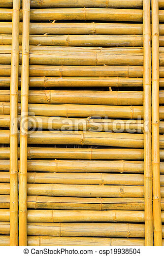 Bamboo structure - csp19938504