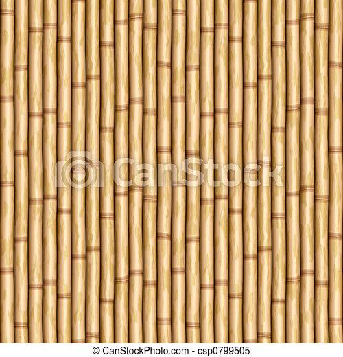 bamboo wall - csp0799505