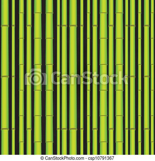bambu, asiático, floresta, seamless - csp10791367