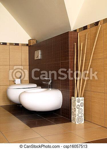 Bambus, Badezimmer   Csp16057513