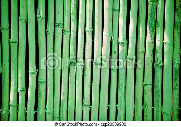 Bamboo Hintergrund - csp20309902