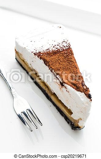 Banana cake - csp20219671