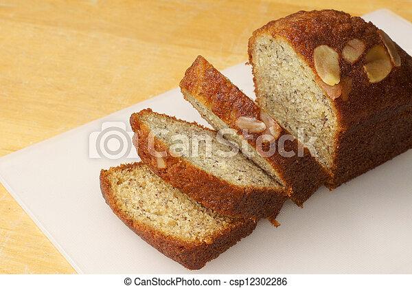 banana cake - csp12302286