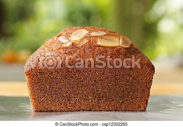 banana cake - csp12302265