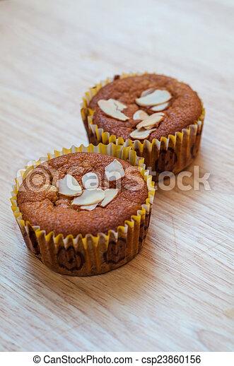 Banana cake - csp23860156